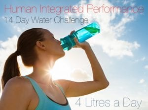 14 Day Water Challenge