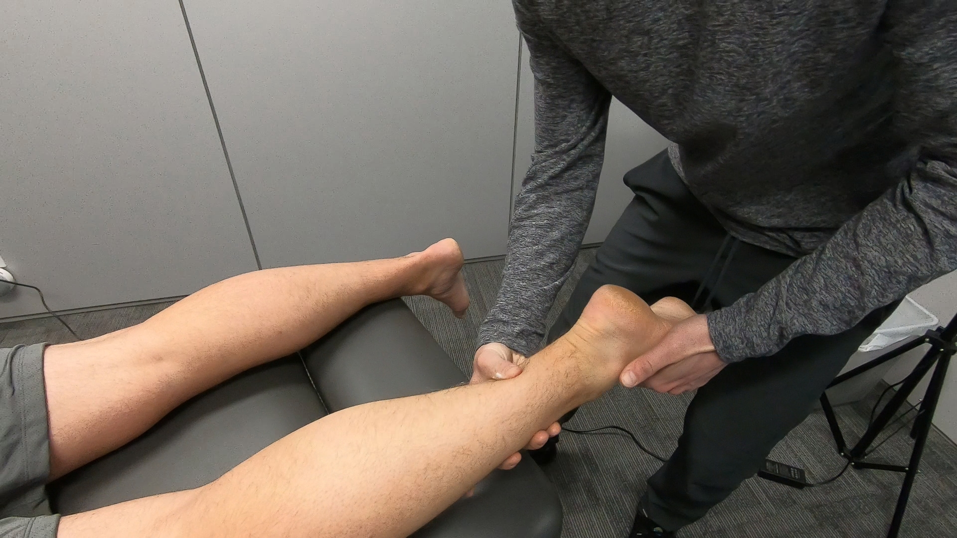 How to treat ankle pain?